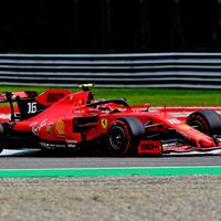 F1: Leclerc mestermunkával húzta be a Ferrari hazai futamát
