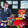 F1: Komoly elismerésben részesült Leclerc