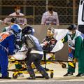 F1: Ahogyan az várható volt, rangos kitüntetést ért a lángokba borult Grosjeanról készült fotó