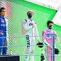 F1: Valaki milliókat kaszált az Olasz Nagydíj meglepetésdobogójával