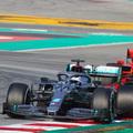 F1: Szárnyalt a Mercedes, bajba került a Ferrari az utolsó napon