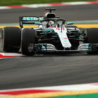 F1 - ÍGY FEST A 2018-AS SPANYOL NAGYDÍJ RAJTRÁCSA