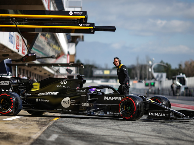 Fogyás az f1 versenyen