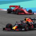 F1: Verstappen átugrotta a Mercedeseket az időmérő előtt