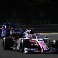 F1: Pérezt már csak a dobogó motiválja