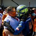 Megvan az idei legaranyosabb F1-es sisakfestés