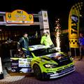 Jó taktika, szoros véghajrá – Turán Friciék második helyen zárták a Vértes Rallye-t