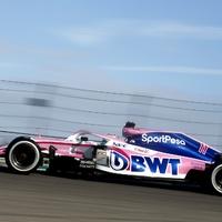 F1: A boxutcába száműzték Sergio Pérezt