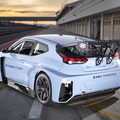 ETCR: Magyarországon tesztelte először elektromos TCR-autóját a Hyundai