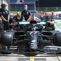 F1: Máris motort cserél a Mercedes?