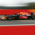 F1: Verstappen a leggyorsabb az eső áztatta harmadik edzésen