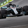 F1 - HAMILTONÉ A POLE INTERLAGOSBAN