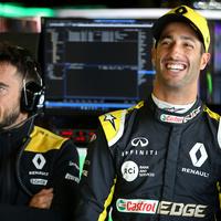 F1: Ricciardo nem bánta meg, hogy elhagyta a Red Bullt