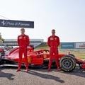 F1: Így telt Schumacherék exkluzív tesztnapja az első éles bevetés előtt
