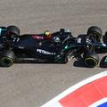 F1: Ismét Bottas a leggyorsabb, óriási a Mercedes előnye