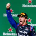 F1: Gasly tavalyi éve olyan volt, mint egy hollywoodi film