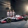 F1: Kiszivárgása után hivatalosan is leleplezték Räikkönenék 2021-es autóját