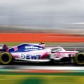 F1: Idő előtt lebukott új autójával a Racing Point?