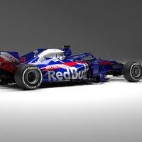 F1 - LELEPLEZTÉK A TORO ROSSO 2019-ES GÉPÉT