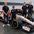 F1: Legendás név bukkant fel a Sauber nevelőprogramjában