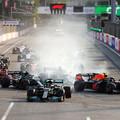 F1: Elárulták, miért volt piros zászló