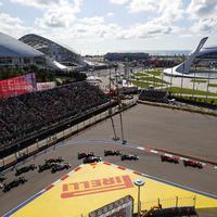 F1: Veszélybe kerülhet az Orosz Nagydíj?