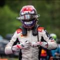 Intenzíven készül hazai fordulójára a magyar F3-as pilóta