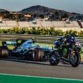 Rossi le volt nyűgözve a gépcserétől és Hamiltontól