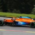 F1: Csúnya bukása ellenére rajthoz állhat Norris