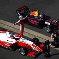 Amerikai siker, új éllovas az F3-ban