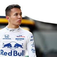 F1: Albon: Jogosan rúgott ki a Red Bull 2012-ben