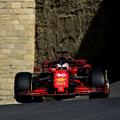 F1: Káosz az időmérőn, Leclerc indul az élről Bakuban