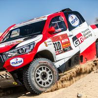 Két nap után elszálltak Alonso esélyei a Dakaron