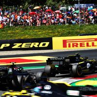 F1: Bomba robbanhat a pilótapiacon a középmezőnyben