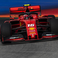 F1: A Ferrari uralta az utolsó edzést Szocsiban