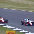 F2: Schumacherék a győzelemért harcolva ütköztek