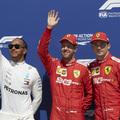 F1: Őrület, mennyit keres idén (is) Hamilton és Vettel