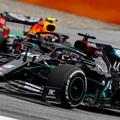 F1: Megint dominált a Mercedes, Pérez harmadik
