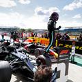 Így fest a Formula–1-es Brit Nagydíj rajtrácsa!