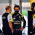 F1: Alonso a Renault-val tesztelt, az Alpha Tauri Imolában maradt