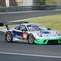 12h Hungary: Porsche-fölény az időmérőn