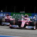 F1: Újra dagad a botrány a rózsaszín Mercedes körül