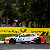 DTM: Az Audi lemészárolta a mezőnyt a vasárnapi időmérőn, Rasté a pole