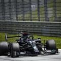 F1: Veszélyben volt Hamilton második rajthelye