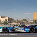 Formula-E: Megint Simsé a pole Rijádban