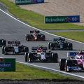 F1: Hajszálon múlt, hogy másik két versenyző is helyettesítésre szoruljon