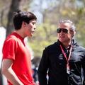 F1: Eladta Ferrariját Jean Alesi, hogy fia az F2-ben versenyezhessen