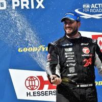 ETRC: Újabb harmadik helyet szerzett Zolderben Kiss Norbert
