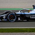 Formula–E: Mercedes-pole az idényzárón, Evansnél az előny