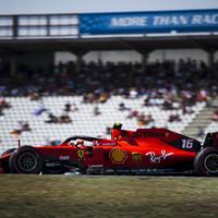 F1: Hiába a lehűlés, a Ferrari továbbra is az élen Németországban